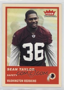 sports shoes 019e6 32823 2004 Fleer Tradition - [Base] #340 - Sean Taylor