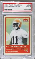 Kellen Winslow Jr. [PSA 9]