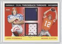 Larry Fitzgerald, Michael Clayton /75