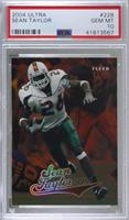 Sean Taylor [PSA 10 GEM MT]