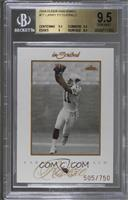 Larry Fitzgerald /750 [BGS 9.5 GEM MINT]