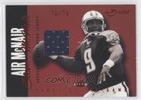 Steve McNair [Noted] #/79