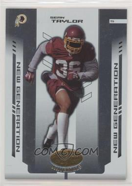 official photos 327ba 0fcf4 2004 Leaf Certified Materials - [Base] #182 - Sean Taylor /1000