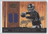 Kerry Collins #/75