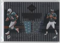 Ricky Williams, Donovan McNabb /50