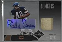 Gale Sayers, LaDainian Tomlinson [Noted] #/10
