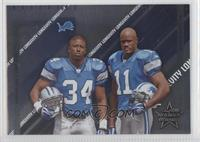 Checklist (Kevin Jones, Roy Williams) #/125