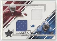 Dual Rookie Jersey - Larry Fitzgerald, Roy Williams /500