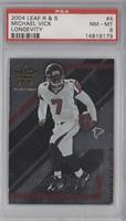 Michael Vick [PSA 8 NM‑MT]