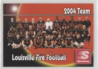 Louisville Fire Team Photo