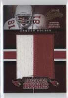 Anquan Boldin [Poor to Fair] #/25