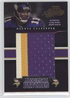 Daunte Culpepper [Noted] #/25