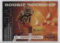 Ahmad Carroll #/375