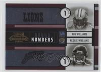 Reggie Williams, Roy Williams /250