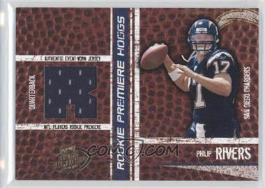 2004 Playoff Hogg Heaven - [Base] #175 - Philip Rivers /750