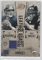 Eli Manning, Philip Rivers, Ben Roethlisberger, J.P. Losman #/150