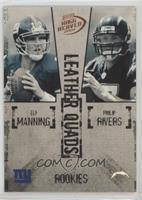 Eli Manning, Philip Rivers, Ben Roethlisberger, J.P. Losman #/1,250