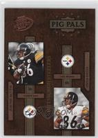 Jerome Bettis, Hines Ward /1050