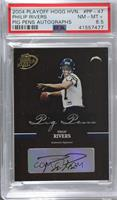Philip Rivers [PSA 8.5 NM‑MT+] #/150