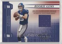 Rookie Gems - Eli Manning #/750