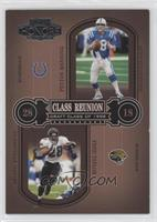 Fred Taylor, Peyton Manning [EX to NM] #/1,500