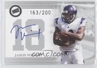 Jason Wright /200