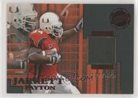 Jarrett Payton #/625