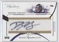 Rookie Signature Cuts - Devard Darling /99