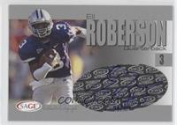 Eli Roberson /400