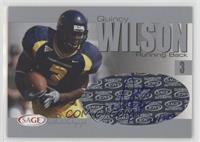 Quincy Wilson [Noted] #/350