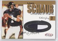 Matt Schaub #/25