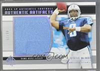 Steve McNair [Noted] #/75