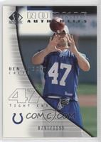 Rookie Authentics - Ben Utecht #/1,199