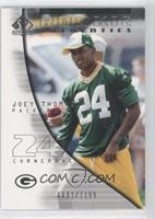 Rookie Authentics - Joey Thomas #/1,199