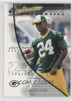 Rookie Authentics - Joey Thomas #/1,199