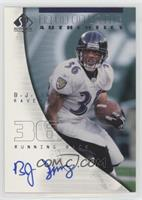 Rookie Authentics - B.J. Sams (Non-Serial Numbered)
