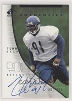 Rookie Authentics - Tommie Harris #/990