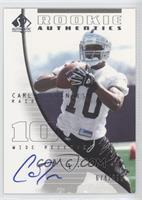 Rookie Authentics - Carlos Francis #/990