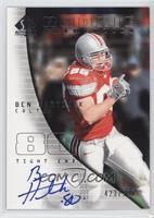 Rookie Authentics - Ben Hartsock #/990