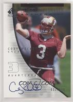 Rookie Authentics - Cody Pickett #/990