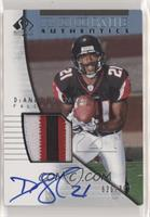 Rookie Authentics - DeAngelo Hall [Noted] #/799