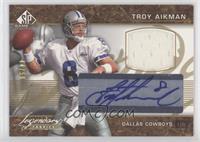 Troy Aikman #/50