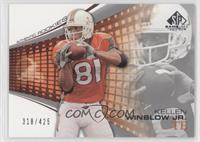Kellen Winslow Jr. #/425