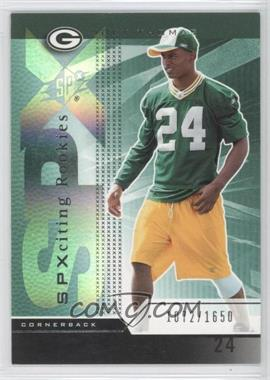 2004 SPx - [Base] #125 - Joey Thomas /1650
