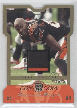 2004 Skybox L.E. - [Base] - Gold Patches [Memorabilia] #25 - Chad Johnson /50
