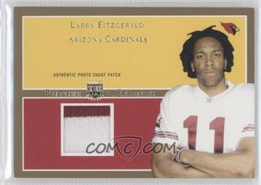 2004 Skybox L.E. - Future L.E.gends - Gold Patches [Memorabilia] #FL-LF - Larry Fitzgerald /25