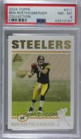 Ben Roethlisberger [PSA 8 NM‑MT]