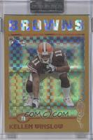 Kellen Winslow Jr. /279 [ENCASED]