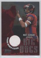 Matt Schaub /100