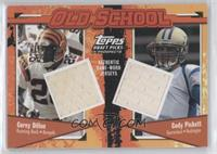 Corey Dillon, Cody Pickett #/199